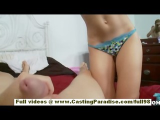 roxy reed independent latina redhead babe with