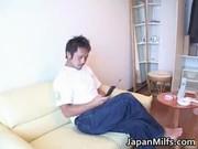 exceedingly lustful japanese milfs sucking