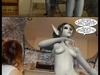 8d comic: world of neverquest 9