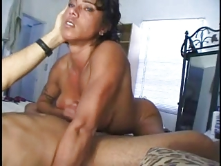muscle mother i handjob
