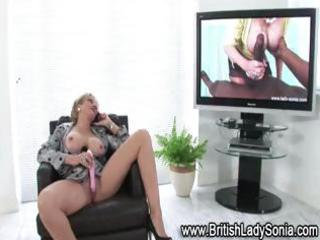 see this mature british sweetheart with large