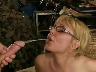 mature couple pissing and fucking