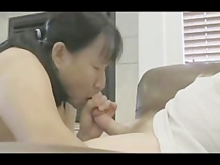oriental blows her spouse