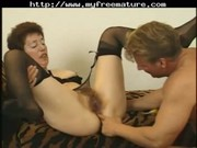 bushy mature