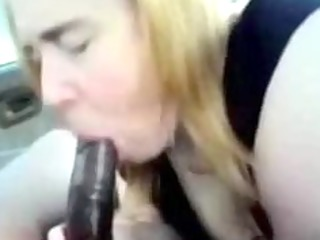blowjob from a trailer park housewife