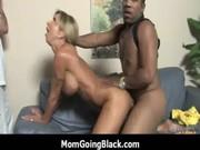 large darksome cock bang my mammas pussy :