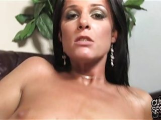 cuckold love to clean his wife overspread by dark