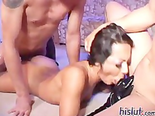 sandra is an anal slut