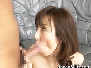 exceedingly concupiscent japanese milfs engulfing