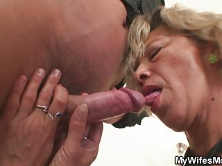 great oral sex done by aged