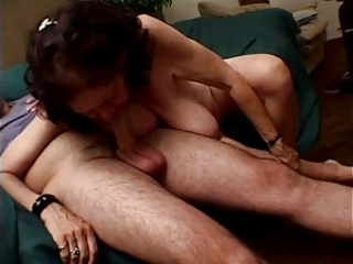 large tits grannie -78 yo and still fuckin