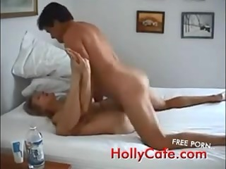 big boobed wife drilled on real homemade