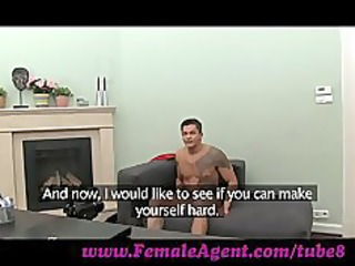 femaleagent. d like to fuck cums all over studs