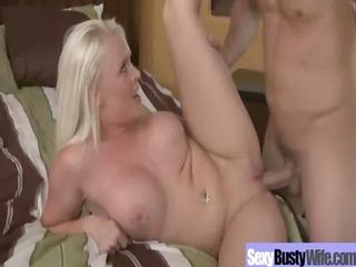 milf like large hard cock inside her twat vid-12