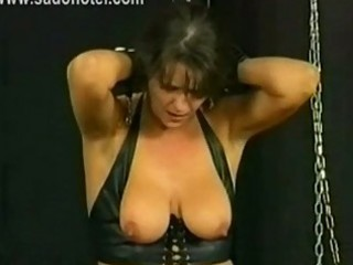 beautiful mother i villein is spanked and got big