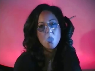 leather gloved smokin mother i
