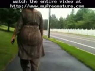 granny indian gazoo walking older older porn