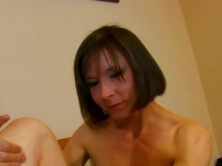 french brunette hair mother i pounded from behind