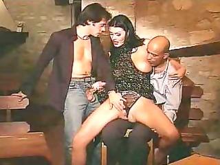 geat italian slut receives it is molto bene and