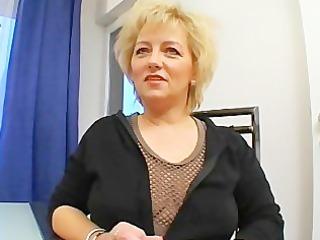 sexy european mamma