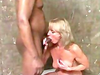 blonde mature anal with rasta man