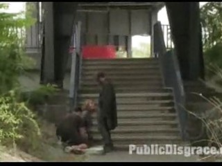 outdoor sadomasochism euro public d like to fuck