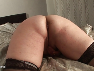amateur overweight mature slut mommy and her