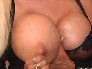 big-titted golden-haired d like to fuck plays