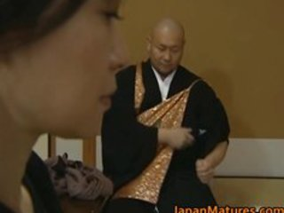 japanese aged lady is in for some sexy part10