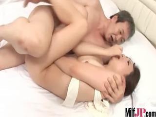 breasty bitch japanese milf screwed hard clip-010