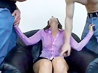 d like to fuck pornstar cherie fucking 3 guys