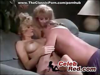 threesome with eighties porn stars