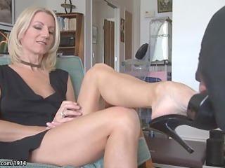 hot mother i mature feet worship