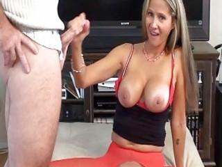 whorish blond d like to fuck in red nylons does