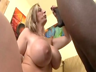 MILF - Sara Jay gets fucked and a hot facial by a