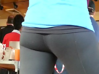college angels in spandex0
