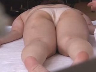 concupiscent japanese wives massaged and then