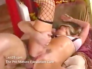 anal inside a blond mother i