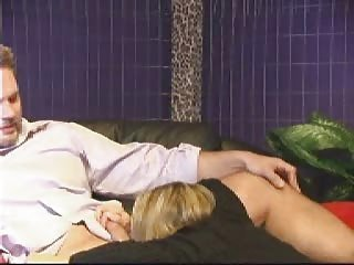 milf amateur business wife with glasses homemade
