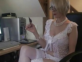 mature office bawdy cleft fucking