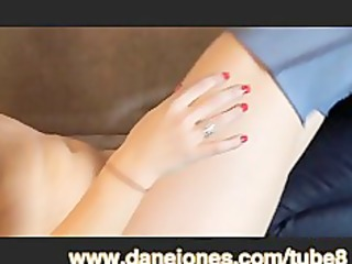 danejones lesbo woman bonks her young blond gf