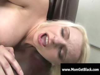 hot large tit milfs drilled by dark monster penis