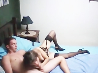homemade hot milf bonks a young lad