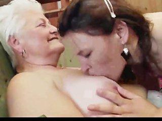 granny teaching how to be lesbian 11