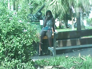 wife tempt in the park part 6