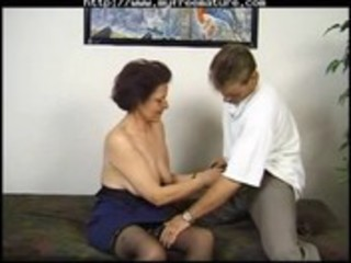granny with guys older mature porn granny old