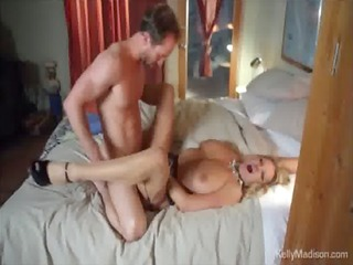 giant natural titted milf screwed hard by her
