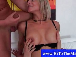 ambisexual muscled italian fuck his wife