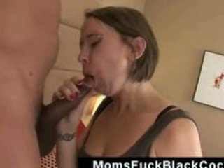plump ass bulky mama fucked hard on interracial