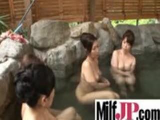 hawt asians milfs ride trio rods movie-105
